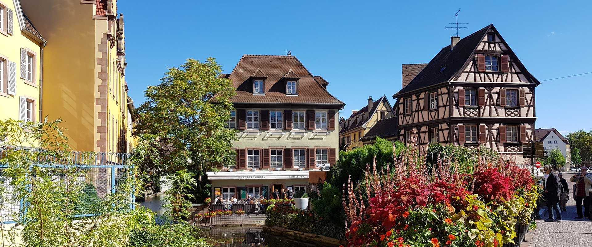 Colmar - village traditionnel